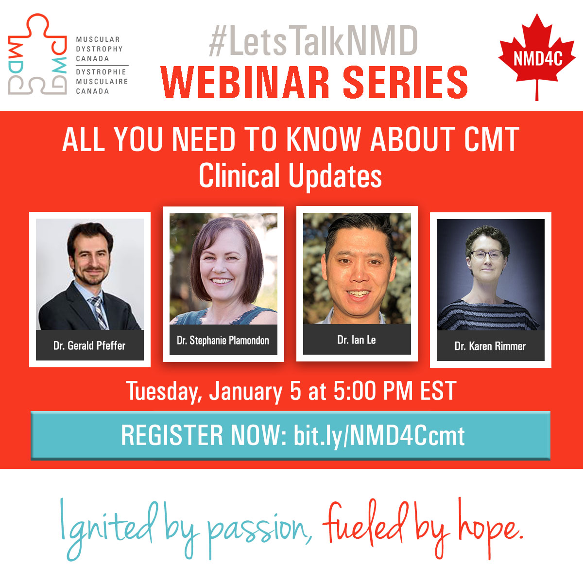 Jan 5 Webinar All you need to know about CMT