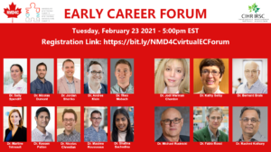 early career forum poster