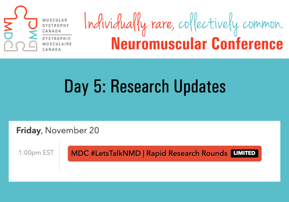 MDC rapid research rounds