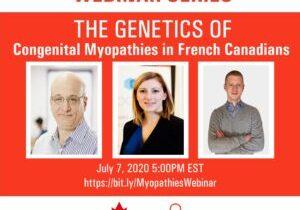 Webinars-Genetics of Myopathies