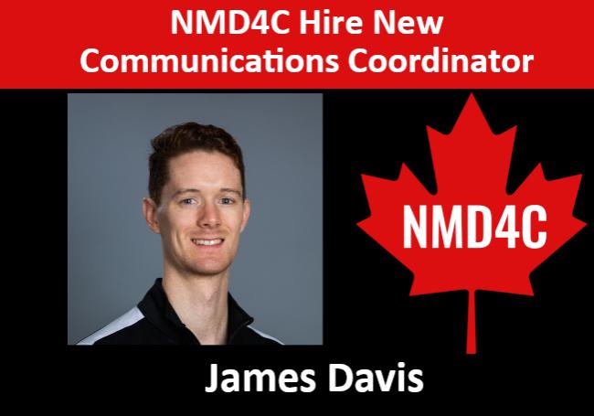James comms coordinator