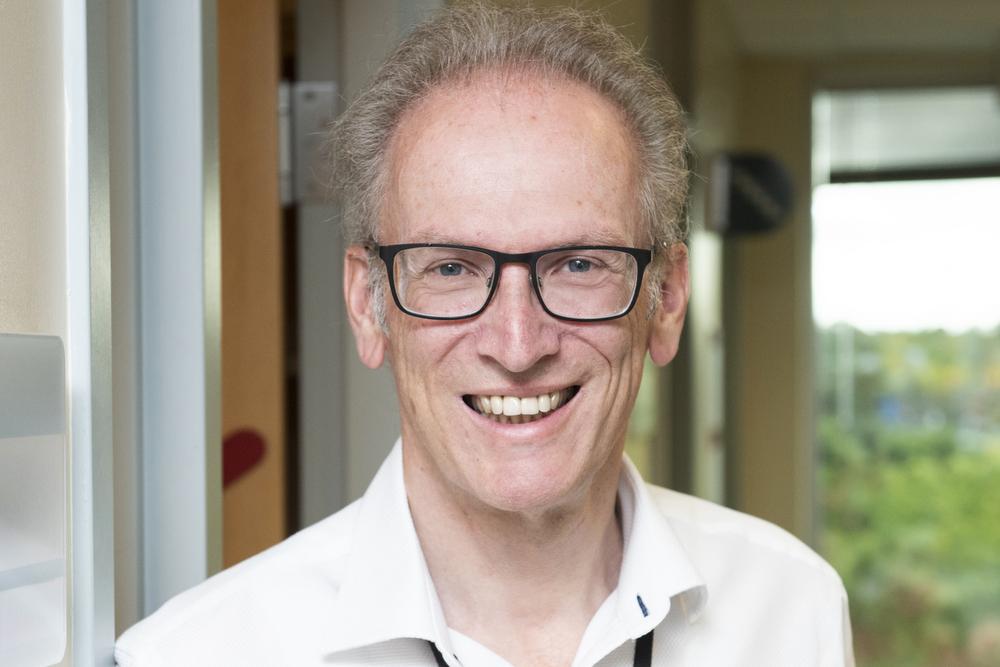Network lead Dr Hanns Lochmüller